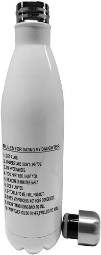 750ml Rules for Dating My Daughter
